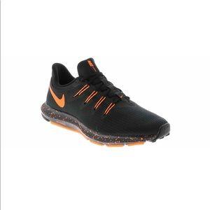 NIKE QUEST MEN'S RUNNING SHOE Sneakers 12 black